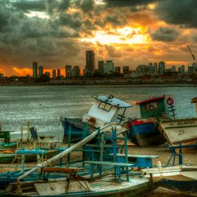 by Claudio Maranhao - Transportation Boats ( brasiliateimosa, pernambuco, recife,  )