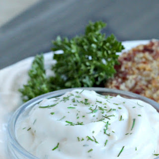 Garlic Dill Aioli.