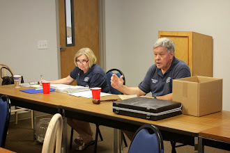 Photo: Nobody took a picture of the smuck who led the discussion about Oshkosh 2014