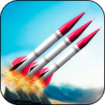 Missile Attack War - Modern Battle of Ships Icon