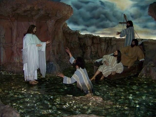 Abrir el corazón a Jesús