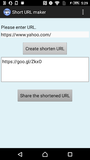 Short URL maker 1.1.6 Windows u7528 2