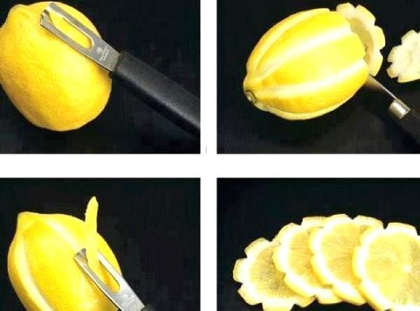 Fancy Lemons Recipe