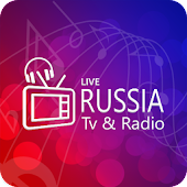 Russian TV Live and FM Radio Stations