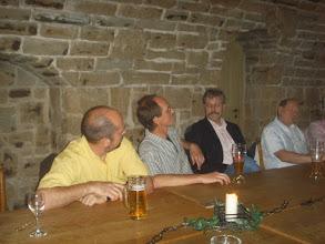 Photo: 2007 Andreas Rauhut, Claus Joop, Karl Hoffmeister & Detlev Scholz