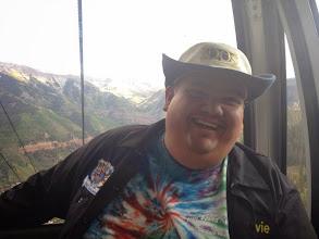 Photo: Tram ride into TELLURIDE CO.