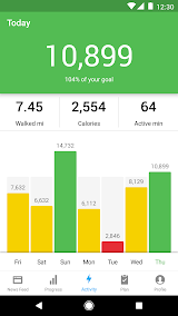 Runtastic Steps - Step Counter & Pedometer Apk Download Free for PC, smart TV