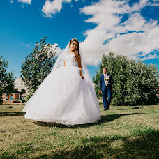 Wedding photographer Olga Ostrovskaya (Saffonya). Photo of 16.11.2017
