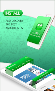 Ac Market app - náhled