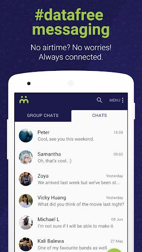 Moya Messenger 2.10.3 screenshots 1