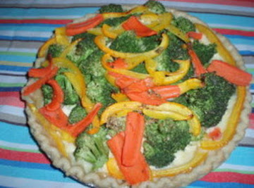 Broccoli Cheese Pie Recipe