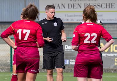 2Fabiola komt naar het Regenboogstadion ... voor vrouwenderby tegen AA Gent