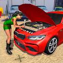Real Car Mechanic Workshop: Car Repair Games 2020 icon