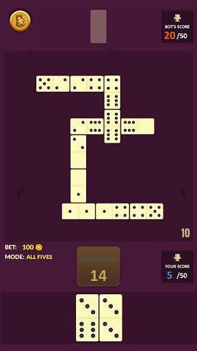 Dominoes Offline 1.8 APK MOD screenshots 1