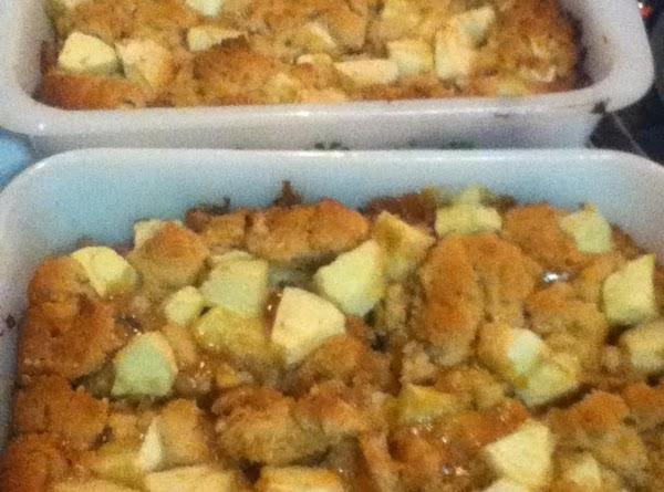 Bowden Blondies With Caramel, Apples & Walnuts Recipe
