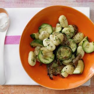 Sauteed Zucchini.