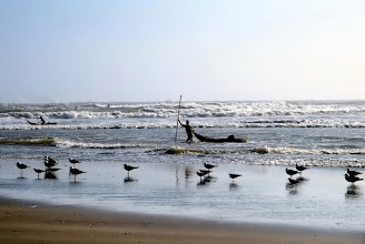 Photo: Pimentel, plaża Pacyfiku / Pacific Ocean