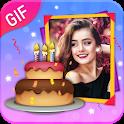 Photo Frames for Birthday - Birthday Song icon