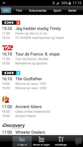 Dansk TV-Oversigt