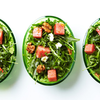 Watermelon and Arugula Salad Recipe