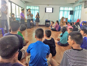 Photo: Rong Wuadaeng Community Education and Prevention