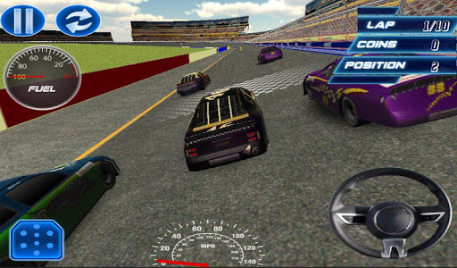 3D Drift Car Racing