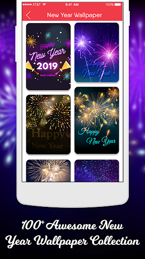 New Year Live Wallpapers 2019 1.6 screenshots 2