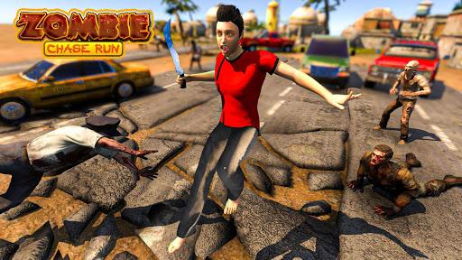 Code Triche Zombie Chase: The End Of Zombie Tsunami apk mod screenshots 4