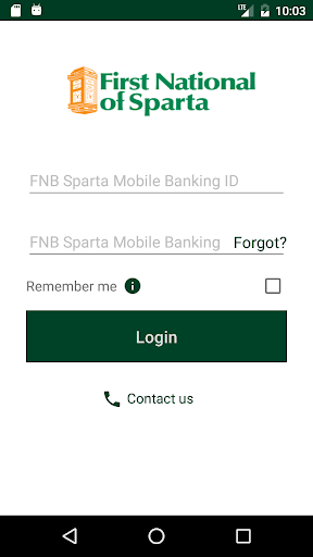 FNB Sparta Mobile Banking by FNB Sparta (Google Play, United