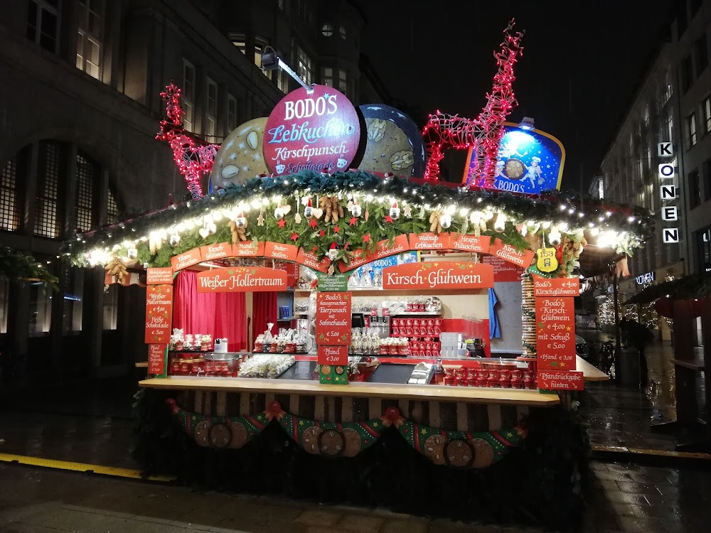 Рождество Мюнхен 2018