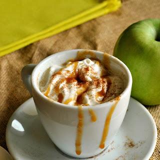 Caramel Pumpkin Latte.