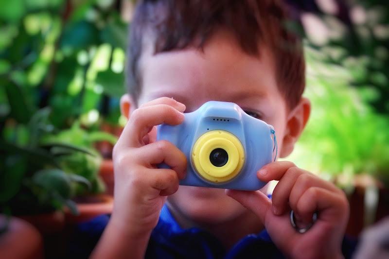 Giovani fotografi crescono  di Capirizzo