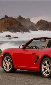 Wallpapers Porsche Boxster screenshot 0