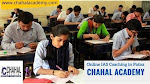 Best IAS Coaching in Patna - Chahal Academy