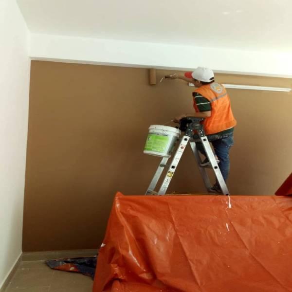 Chỉ nên tự sơn nhà khi bạn chắc chắn mình có đủ khả năng