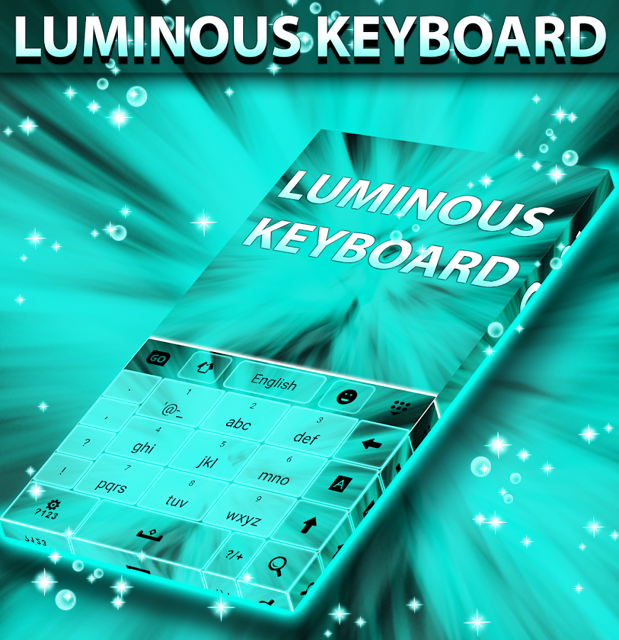 Luminous Keyboard- screenshot