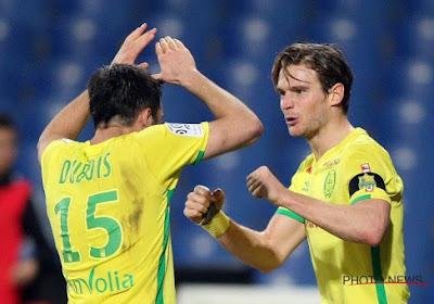 Spelersbus Ligue 1-club tegengehouden door gele hesjes