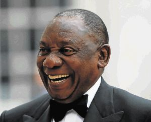 Cyril Ramaphosa. Picture: SUPPLIED