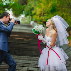 Wedding photographer Denis Zabrovskiy (denis8). Photo of 07.05.2017