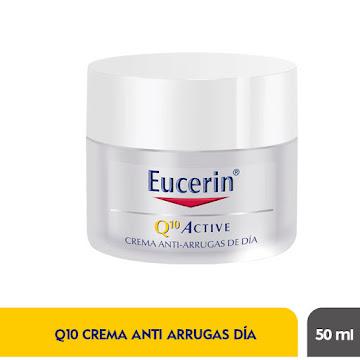 Crema EUCERIN facial   anti-arrugas día q10 x50ml
