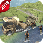 Off-Road Army Vehicle Transport Truck Driver 2019 Android APK Download Free By Professional Gaming Art