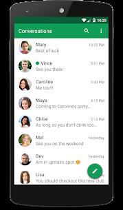 chomp SMS Mod Apk (Pro Features Unlock) 1