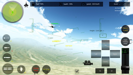 Air Scramble : Interceptor Fighter Jets 1.0.3.9 screenshots 3