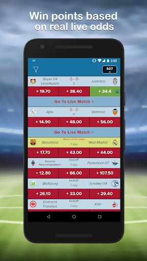 Télécharger Football Wizard - LIVE Soccer Predictions Game  APK MOD (Astuce) screenshots 1