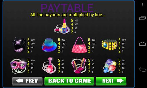 Fashion Slots - Slots Machine - Free Casino Games 1.2.9 screenshots 3