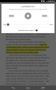 Bibel – Miniaturansicht des Screenshots