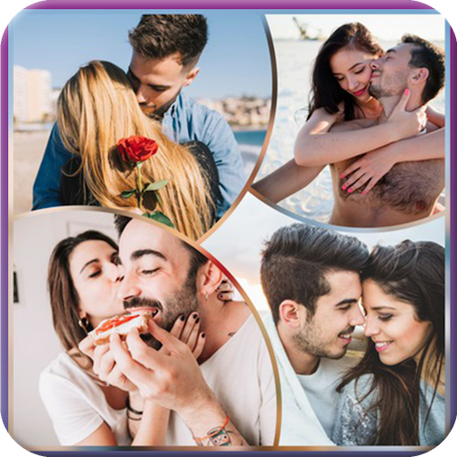 Pic Collage - With Text & Sticker