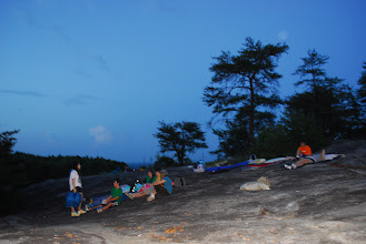 Photo: Night Hike to Quarry Rock Camp Toccoa