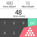 Count scale Pro Digital Scale icon