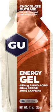 GU Energy Gel: Chocolate Outrage Box of 24 alternate image 0